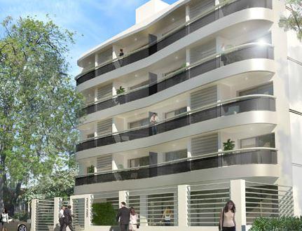 FRONT PARK - Edificio en Pocitos Nuevo