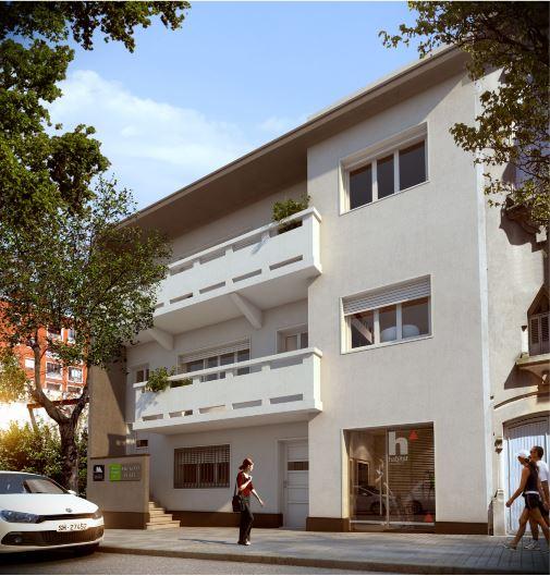 FRUGONI PLAZA - Edificio en Parque Rodo