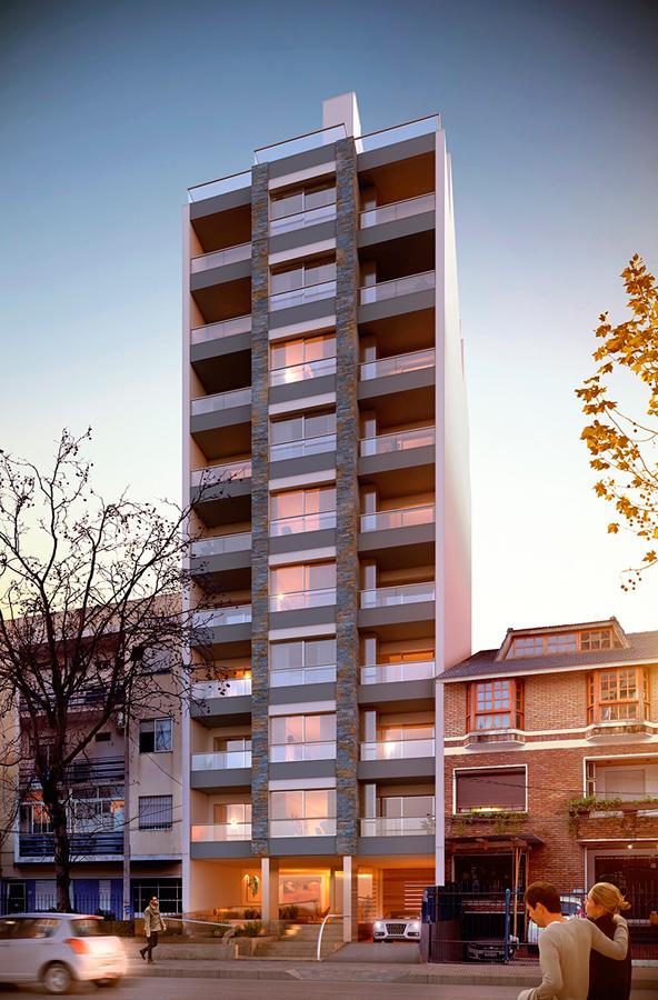 ALLEGREZZA - Edificio en Pocitos