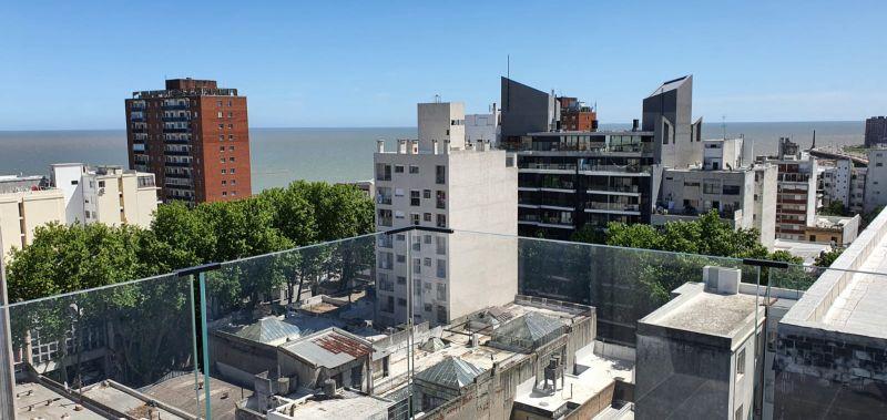 ALMA CORSO - Edificio en Barrio Sur 1 dormitorio