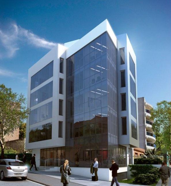 OFFICE PLAZA - Edificio en Pocitos Nuevo