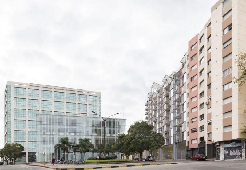 ALMA DUC - Edificio en Barrio Sur 1 dormitorio