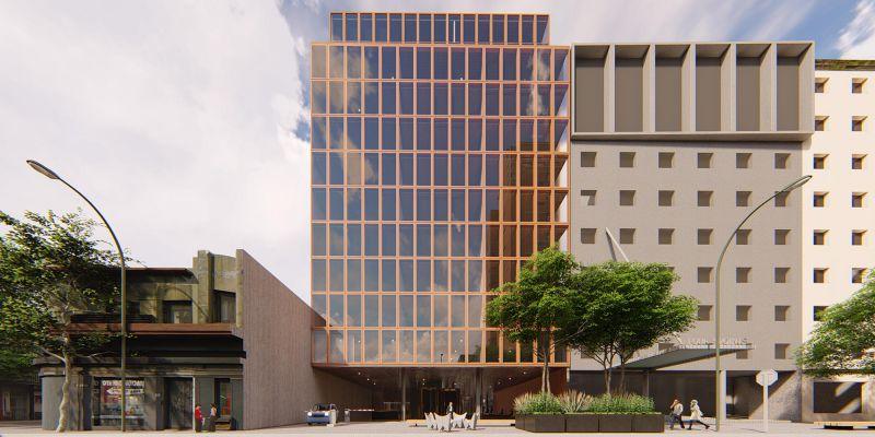 BRUSCO - Edificio en Centro