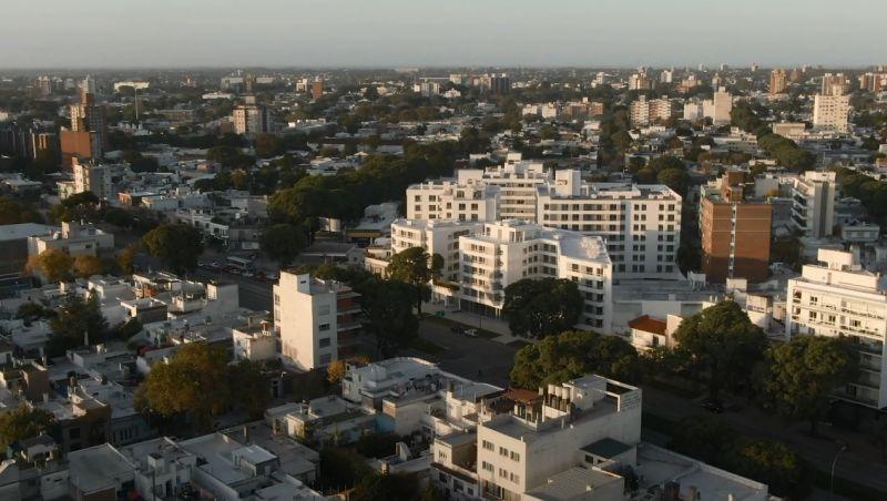 GRAND BOULEVARD - Edificio en La Blanqueada