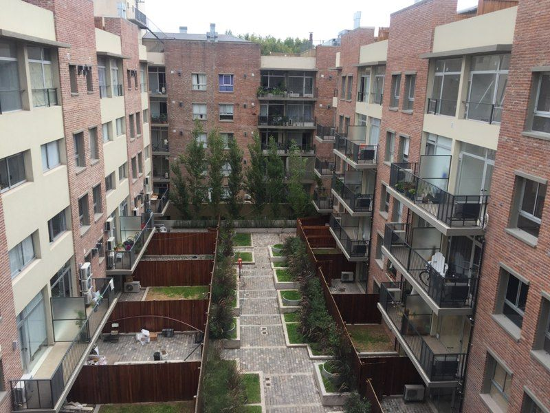 Jardines de Roosevelt - Edificio en Villa Urquiza 1 ambiente