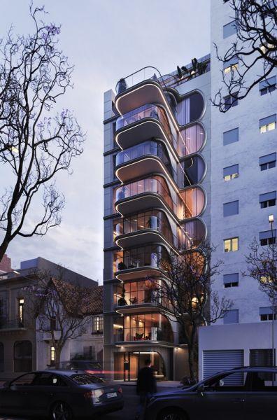 Avellaneda 2114 - Edificio en Flores 3 ambientes