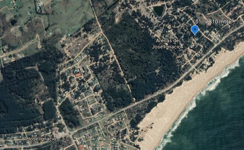 Terreno en venta Laguna Escondida