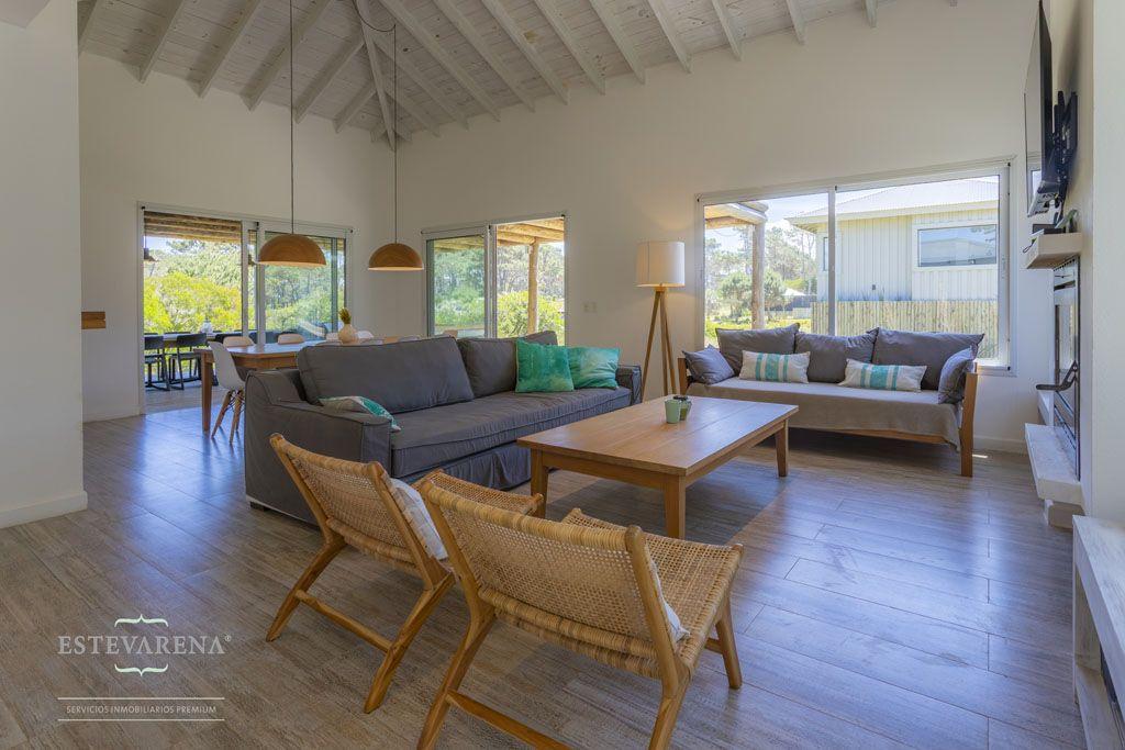 Casa en venta y alq. temporario Pinar Del Faro 4 dormitorios