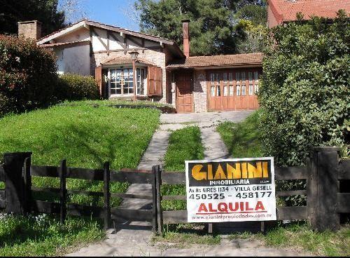 Casa en venta y alq. temporario Sur 4 ambientes
