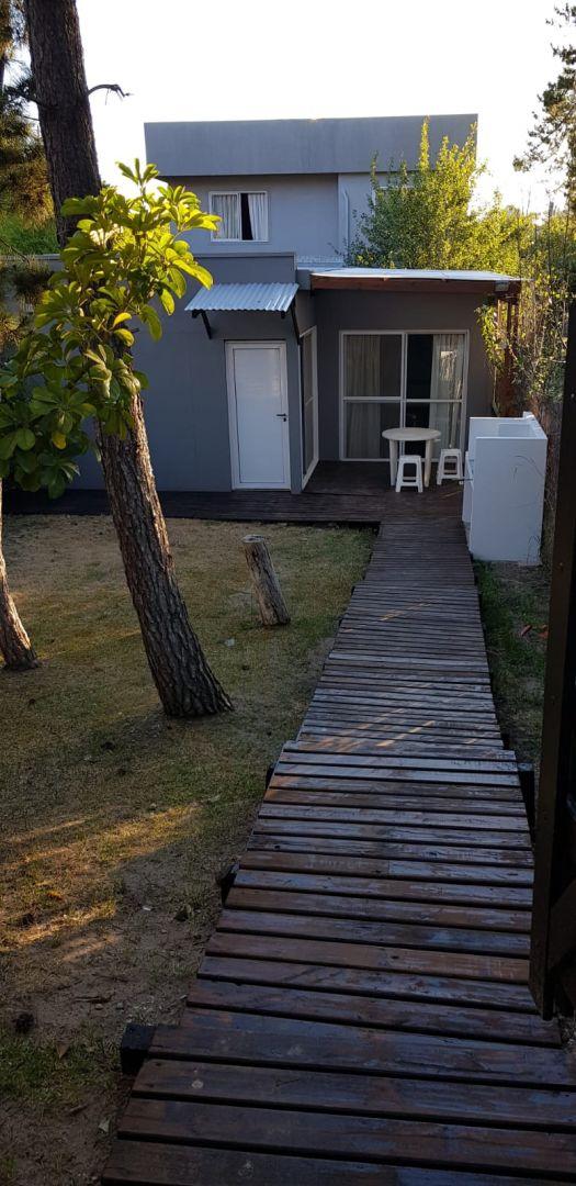 Casa en alquiler temporario 2 ambientes