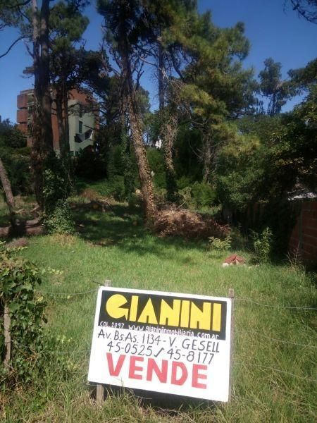 Lote en venta Villa Gesell