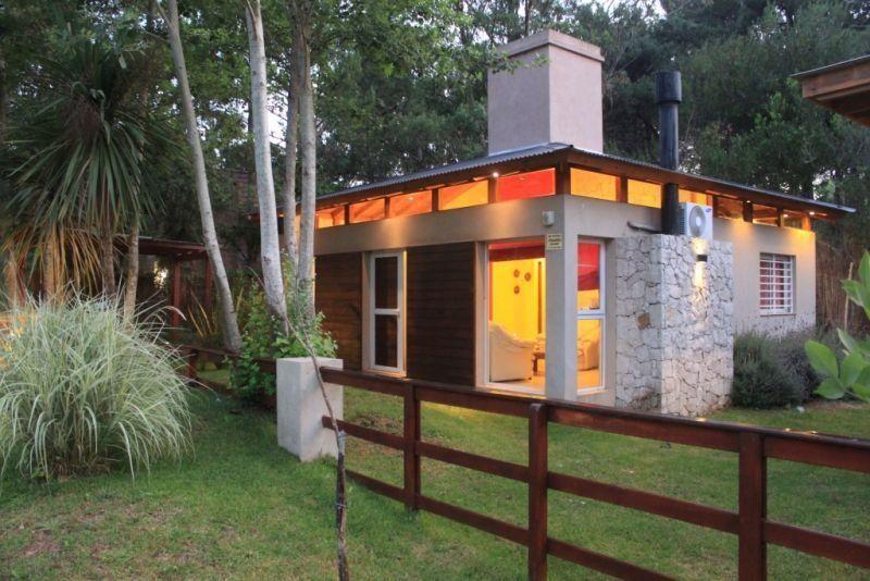 Casa en alquiler temporario Mar Azul 3 ambientes