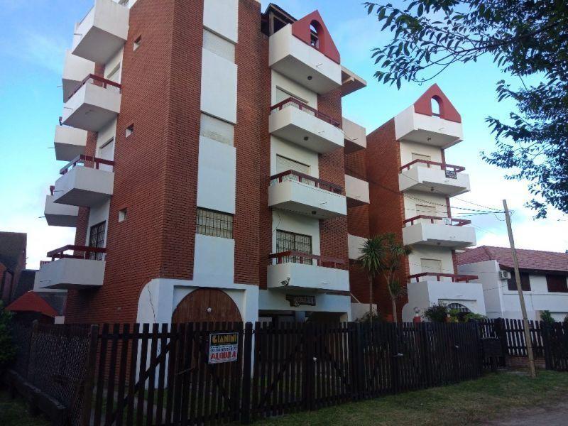 Departamento en alquiler temporario Villa Gesell 2 ambientes