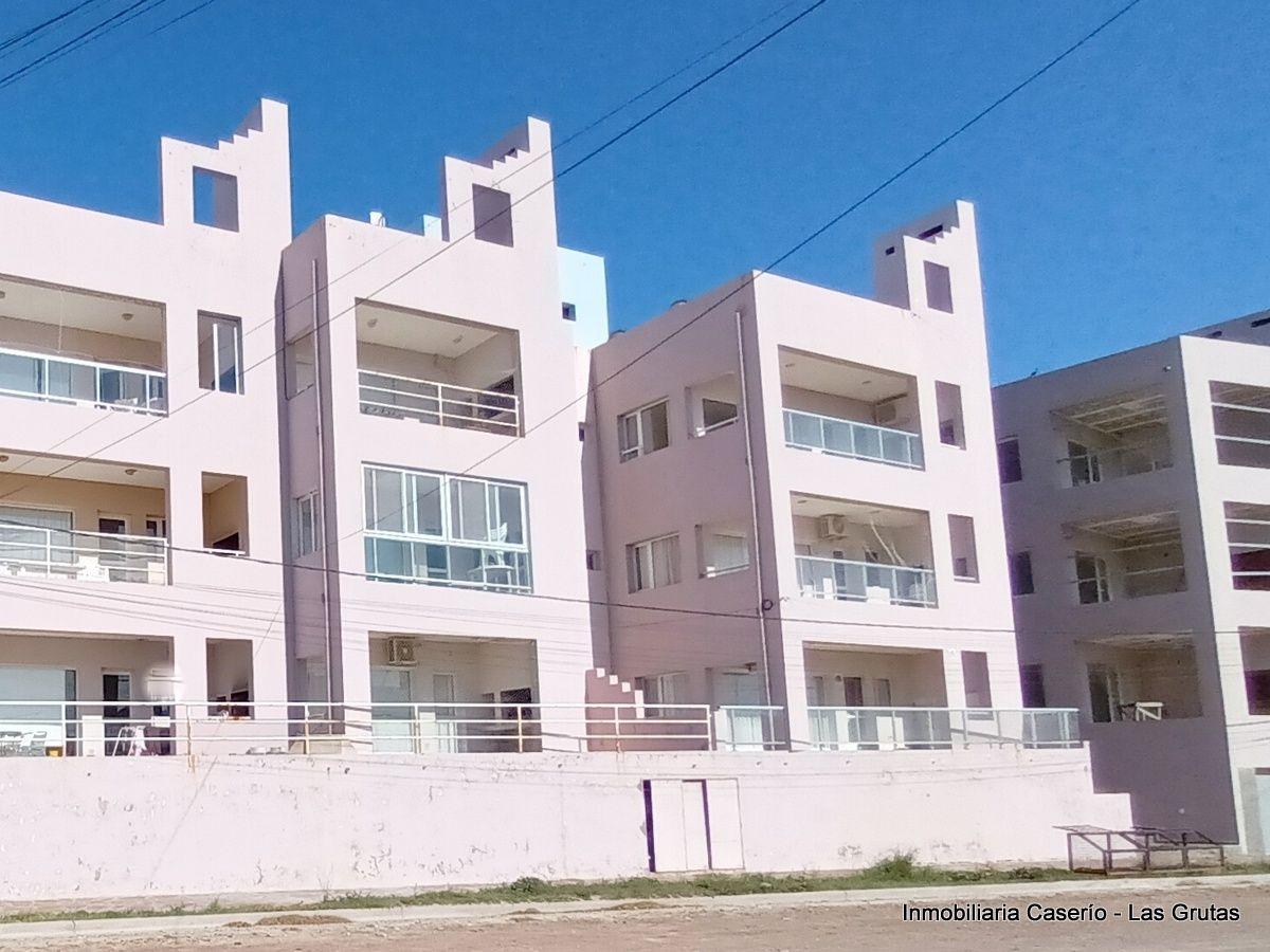 Departamento en alquiler temporario Acantilados 2 dormitorios