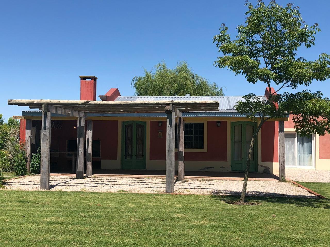 Venta de Casa 4 ambientes en Chascomús Barrio Parque Girado