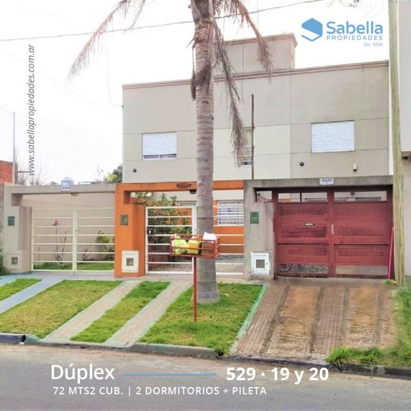 Venta de Casa 3 ambientes en La Plata Tolosa