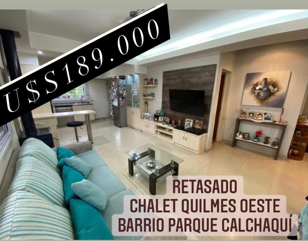 Casa en venta Barrio Parque Calchaquí 3 dormitorios