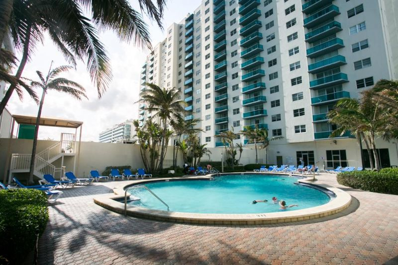 Departamento en venta Hollywood, Florida 1 ambiente