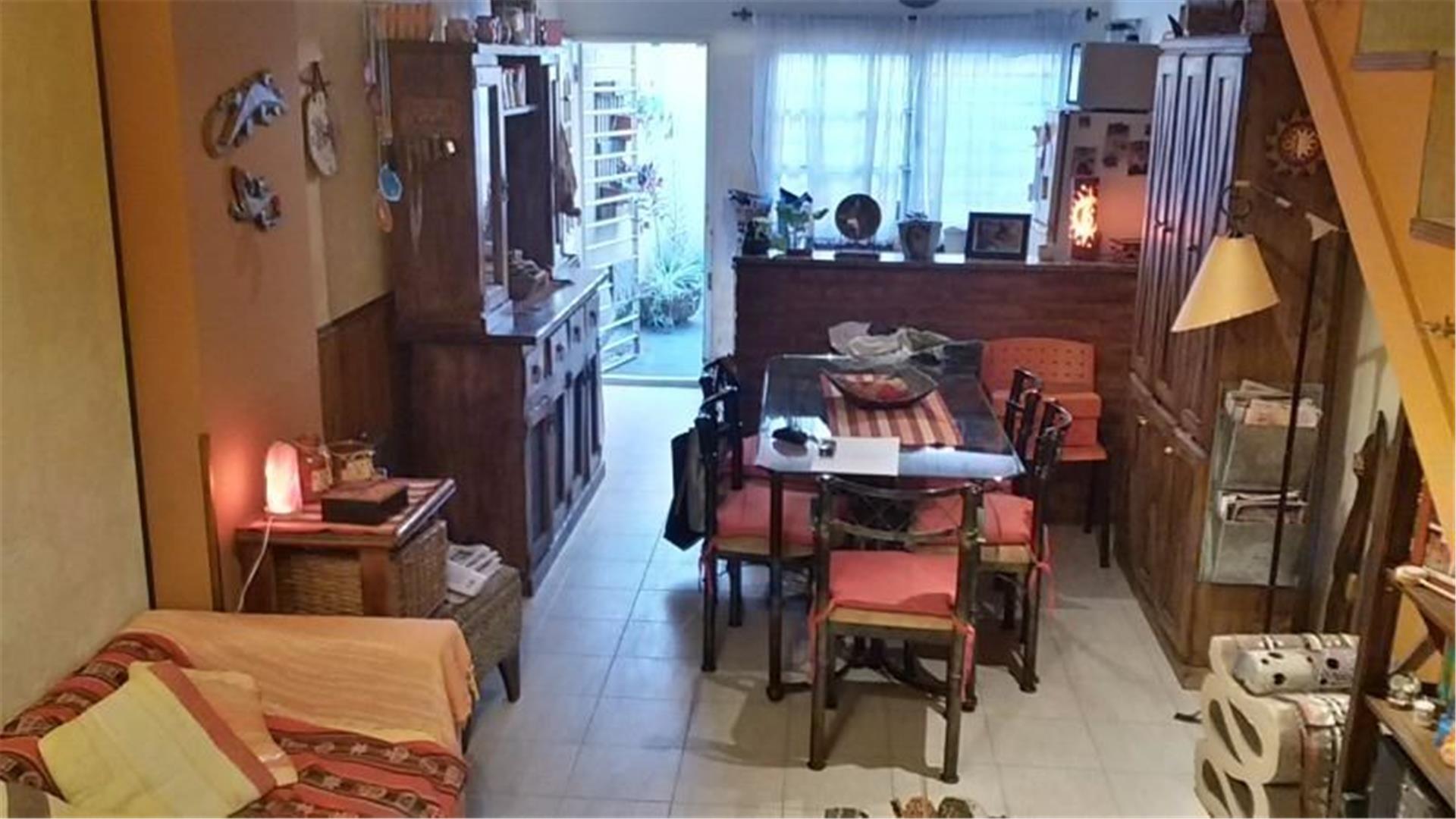 Departamento en venta Pompeya 3 ambientes