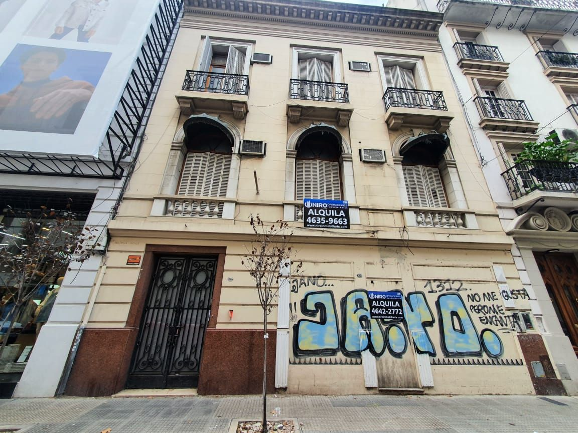 Alquiler de Casa 5 o mas ambientes en Palermo