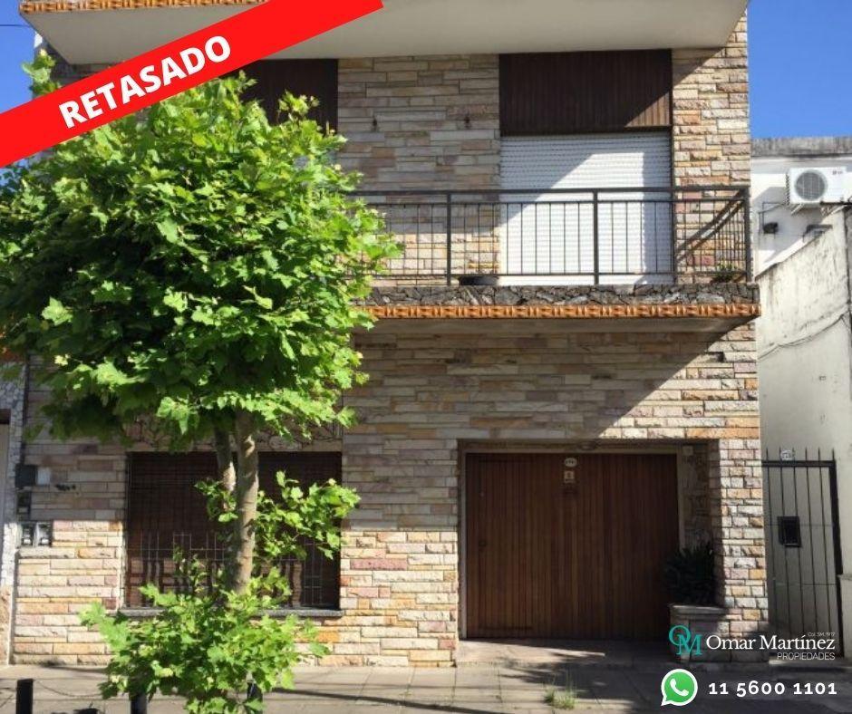 Casa en 3 ambientes