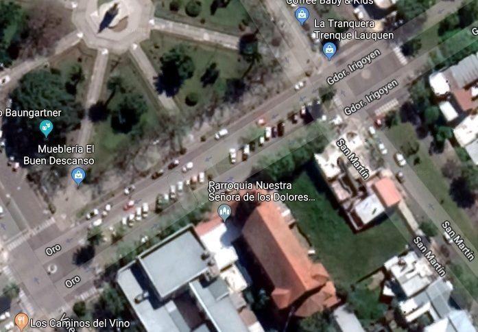 Lote en venta Plaza San Martin