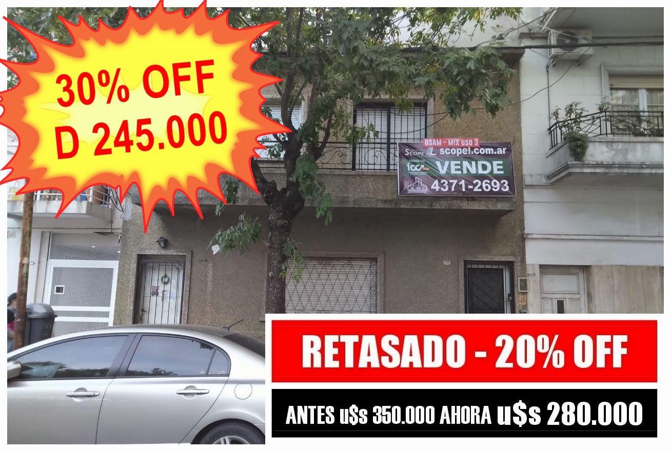 Lote en Villa Urquiza