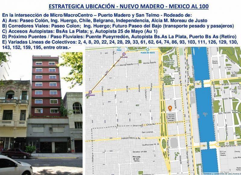 Edificio en venta Puerto Madero