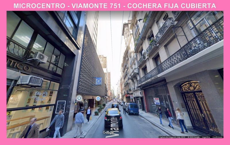 Cochera en venta Centro / Microcentro