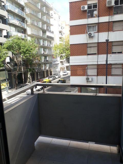 Departamento en alquiler Barrio Norte monoambiente