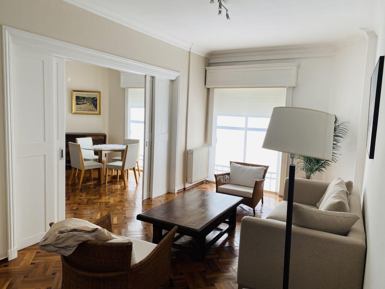 Apartamento en alquiler Punta Carretas 3 dormitorios