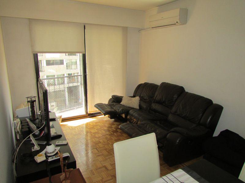 Apartamento en venta Tres Cruces 2 dormitorios