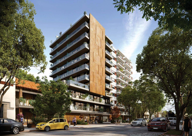 Apartamento en venta Punta Carretas 1 dormitorio