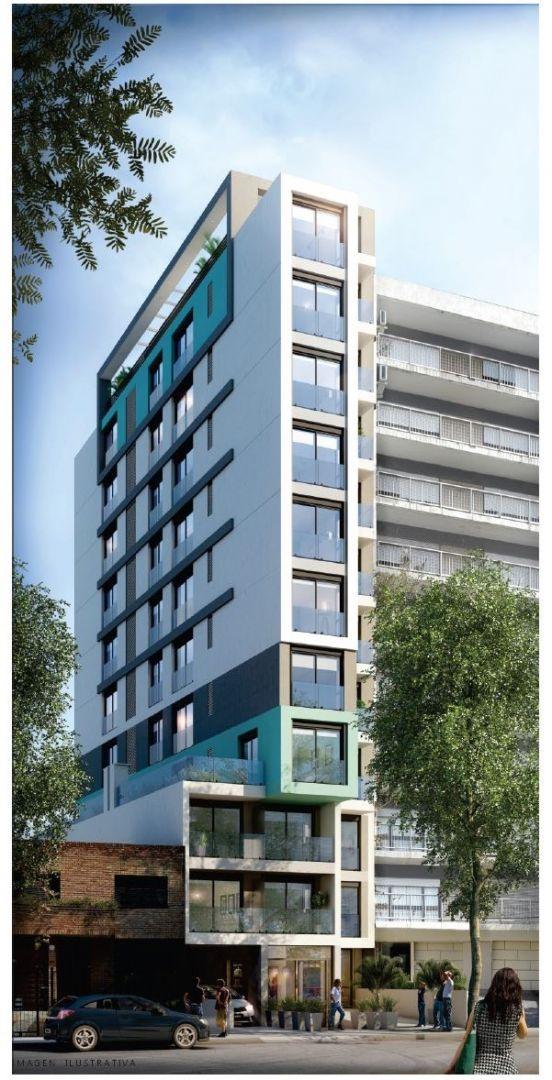 Apartamento en venta Punta Carretas monoambiente