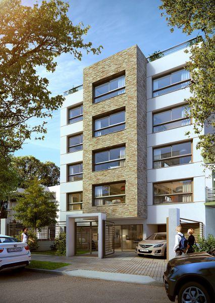 Apartamento en venta Pocitos Nuevo monoambiente