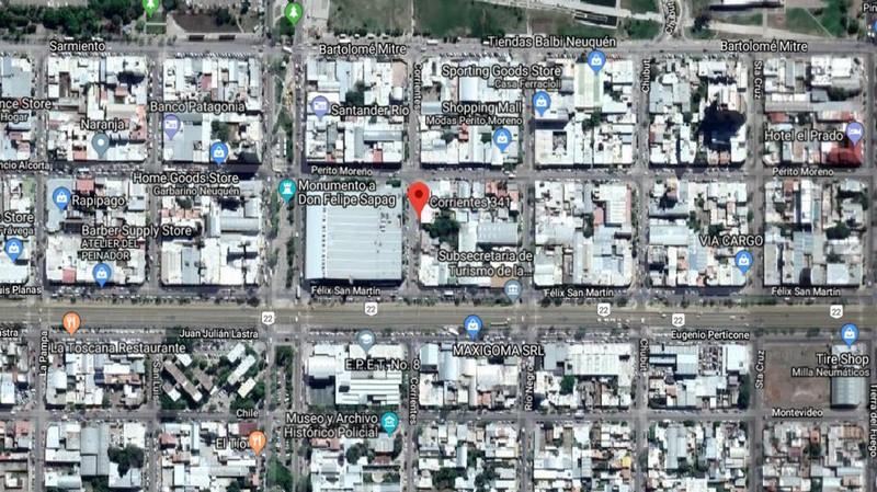 Lote en Neuquén, Centro Bajo | VIF489 | Viñuela & Ferracioli Servicios Inmobiliarios