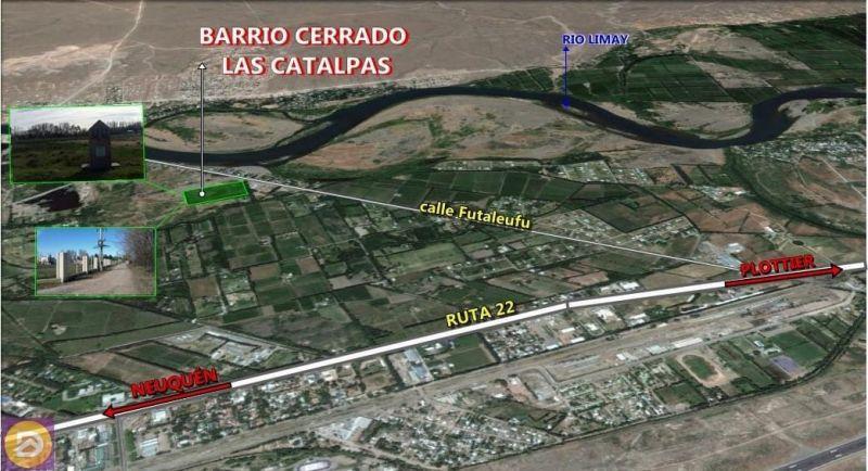 Lote en Neuquen, Bº Las Catalpas | VIF751 | Viñuela & Ferracioli Servicios Inmobiliarios