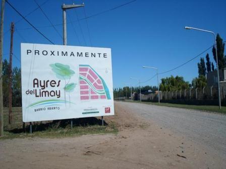 Lote en Confluencia, Ayres Del Limay   VIF953   Viñuela & Ferracioli Servicios Inmobiliarios